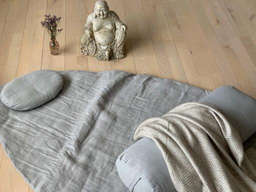 yogamadras og bolster